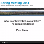 Peter Davey webcast BSAC Spring Meeting Cropped