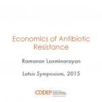 Ramanan Latsis Symposium 2015 pres image