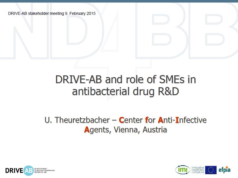 Ursula SME mtng 2015 Intro slide